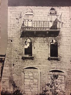 Bombardamento Casa Gioseffi- Parenzo 1955-