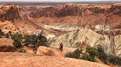 Upheaval Dome (sdsNikon) Tags: canyonlands upheavaldome moab canyon utah