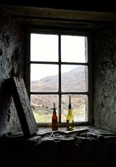 Lairig Leacach Bothy. (Davie Main) Tags: lairigleacach lairigleacachbothy bothy mountainbothy scotland scottishhighlands highlandsofscotland bothywindow candles axe mountainbothies