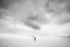 Skardfjellet (SinoLaZZeR) Tags: 挪威 雪山 人 人影 黑白 雪 欧洲 大自然 norge norwegen europa europe norway blackwhite blackandwhite bw monochrom minimalism monochrome mountains fjell skåbu skardfjellet 无人区 fujifilm fuji finepix xpro2 xf 23mm