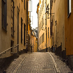 Narrow Streets of Stockholm's Old Town thumbnail