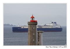 20180517_00745_brest_boris_vilkitsky_1200px (ge 29) Tags: brest bretagne breizh finistere bateau ship boat methanier briseglace boris vilkitsky minou phare lighthouse