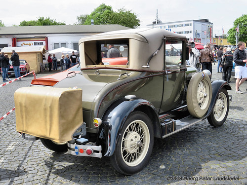 Ford A, 1929