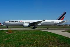 F-GSQX (Air France) (Steelhead 2010) Tags: airfrance boeing b777 b777300er yyz freg fgsqx