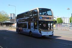 First Glasgow 33983 SN65OFY (Alan Sansbury) Tags: firstgroup