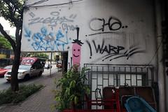 carrot graffiti 1 (_gem_) Tags: trip vacation holiday bangkok thailand graffiti streetart city street urban