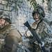 Karavīri un zemessargi piedalās mācībās