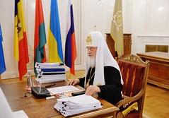 18. Заседание Священного Синода РПЦ 14.05.2018