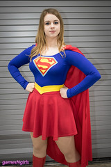 Supergirl cosplay (The Doppelganger) Tags: supergirl cosplay cosplayer dccomics skirt costume thegreatphiladelphiacomiccon gpcc gpcc2018