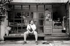 His name is Raymond Pang (denise yeap) Tags: mjuii olympus analog analogue 135 film