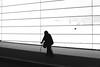 One step at a time (pascalcolin1) Tags: paris13 homme man lumière light ombre shadow soleil sun mur wall photoderue streetview urbanarte noiretblanc blackandwhite photopascalcolin 50mm canon50mm canon canne cane