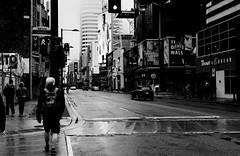 Yonge Street, Toronto (j-riviere) Tags: leicame contrast bw streetphotography toronto canada