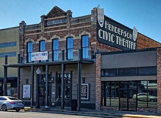 Opera House- Henderson TX