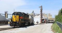 Des Moines, Iowa, Iowa Interstate Railroad, Engine, 720 (photolibrarian) Tags: desmoinesiowa iowainterstaterailroad engine 720