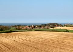 Weybourne (Stuart Axe) Tags: nnr northnorfolkrailway norfolk england uk gb greatbritain weybourne northnorfolk poppyline northsea scenic scenery sheringhamshoaloffshorewindfarm sheringham shoal offshore windfarm windmill windmills countyofnorfolk