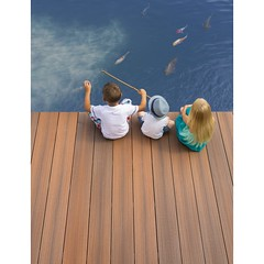 Terrasse en bois composite TorroTimber (bois-expo) Tags: composite jardin terrasse moderne maison extérieur