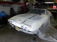1965 Corvette Coupe (R36 Coach) Tags: chevrolet corvette chevroletcorvette stingray corvettestingray 1965