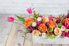 IMG_1045-4 (Garden Party Flowers) Tags: mothersday florist flowers forsarahlee happyflowers pinkandorange springflowers vancouver