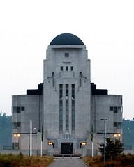 Radio Kootwijk (PIVAMA|photography) Tags: radio kootwijk architectuur building gebouw architecture concrete beton
