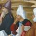 CARPACCIO Vittore,1514 - La Prédication de Saint Etienne à Jérusalem (Louvre) - Detail 032