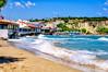 Almyrida, Crete (Kevin R Thornton) Tags: d90 beach crete travel almyrida greece landscape nikon mediterranean waves almirida creteregion gr