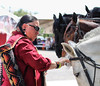 Horse Whisperer Main Man (FoolAtTheFeast) Tags: new mexico sante fe native american indian pueblo acoma mountain shiprock south west westernranch pow wow gathering nations