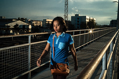 * (Sakulchai Sikitikul) Tags: street snap streetphotography summicron songkhla sony a7s 35mm leica thailand hatyai flash portrait