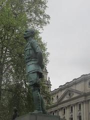 Jan Smuts Statue, Sir Jacob Epstein, Parliament Square, Westminster, London (2) (f1jherbert) Tags: canonpowershotsx620hs canonpowershotsx620 canonpowershot sx620hs canonsx620 powershotsx620hs canon powershot sx620 hs powershotsx620 powershoths londonengland londongreatbritian londonunitedkingdom greatbritain unitedkingdom london england uk gb great britain united kingdom sculptures art sculptors