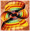Balloon Art (Swissrock-II) Tags: challenge photoshop photomanipulation photoart photofun hotairballon 2018 may colors pixlr lightroom artmix digitalart