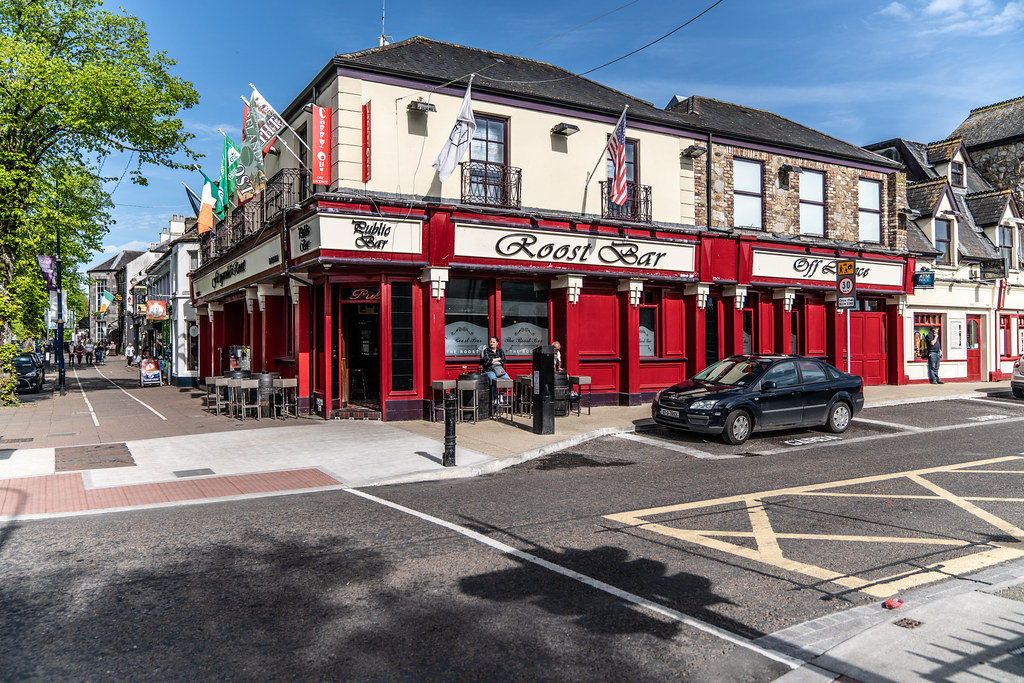 THE ROOST BAR IN MAYNOOTH [COUNTY KILDARE IRELAND]-139754