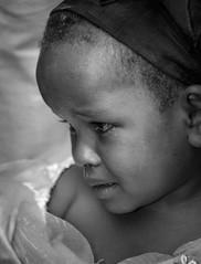 A Tear Escapes (Rod Waddington) Tags: africa african afrique afrika äthiopien ethiopia ethiopian ethnic etiopia ethnicity ethiopie etiopian wollaita wolayta wollayta tribe traditional tribal blackandwhite mono monochrome outdoor girl child culture cultural tear