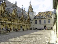 Beaune – Borgonha, França (Sergio Zeiger) Tags: frança hôteldieu hospice beaune borgonha