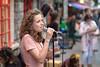Galway Girl (Hattifnattar) Tags: street people girl galway ireland singer pentax fa77mm limited bokeh