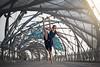 (dimitryroulland) Tags: nikon d600 85mm dimitryroulland dance dancer ballet ballerina bridge singapore asia travel trip pointe split flexible people flexibility sun morning natural light urban street city design performer art artist