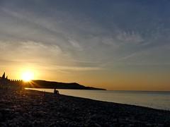 lever de soleil, Sunrise, الشروق (Omar AL-HABASH) Tags: panasonic lumix fz300 nicefrance leverdesoleil sunrise mer sea plage beach ciel sky نيسفرنسا شروقألشمس بحر شاطئ سماء