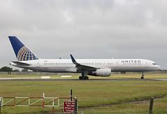 N57111 Boeing 757-224 United Airlines (corkspotter / Paul Daly) Tags: n57111 boeing 757224 w b752 27301 652 l2j erkm a754b5 ual ua united airlines 1994 20111201 dub eidw dublin