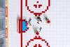 LV_Hokejs-3 (KEEP_ON_BRICKING) Tags: iihf latvia mens national ice hockey team world championship denmark 2018 lego minifigure icehockey legoman awesome epic cool big icehockeyfield legoicehockey amazing latvija fan lielfans kopāspēks komanda izlase keeponbricking