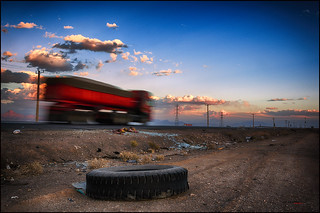 Iranian roads