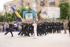 Святкування 73-річниці Перемоги у Тульчині