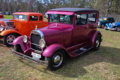 1928 Ford Model A Fordor sedan hot rod (sv1ambo) Tags: 1928 ford model a fordor sedan hot rod