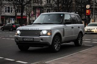 Poland (Koscian) - Land Rover Range Rover