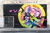 hueman (eb78) Tags: ca california graffiti streetart mural sf sanfrancisco financialdistrict