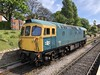 33111 - Swanage, 13/05/2018 (Alex Fairlie) Tags: 33111 swanage swanagerailway
