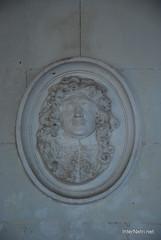 Замок Шенонсо Барельєфи InterNetri  France 060