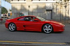 Ferrari, F355 GTS, Tsim Sha Tsui, (Daryl Chapman Photography) Tags: gt8355 ferrari f355 f355gts italian pan panning hongkong china sar tst tsimshatsui canon 5d mkiii sigma 35mm f14 car cars carspotting carphotography auto autos automobile automobiles