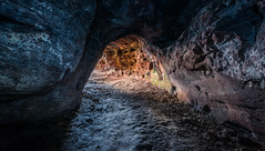 Abandoned Cave Limekilns