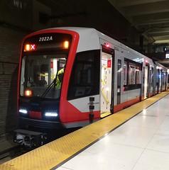 (sftrajan) Tags: sanfranciscomuni muni lrv 2018 sanfrancisco california siemens tren train metro lightrail