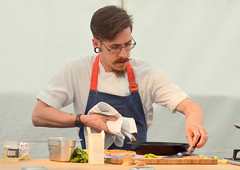 Scarborough Food & Drink Festival 2018 - Chef Luke Daniels (Tony Worrall) Tags: scarborough food drink festival 2018 chef scarboroughfooddrinkfestival2018 add tag ©2018tonyworrall images photos photograff things uk england foodie grub eat eaten taste tasty cook cooked iatethis foodporn foodpictures picturesoffood dish dishes menu plate plated made ingrediants nice flavour foodophile x yummy make tasted meal nutritional freshtaste foodstuff cuisine nourishment nutriments provisions ration refreshment store sustenance fare foodstuffs meals snacks bites chow cookery diet eatable fodder stage event show demo cooking fun luke daniels cheflukedaniels