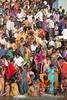 Varanasi (Rolandito.) Tags: india indien inde north northern varanasi benares uttar pradesh ganga ganges river people crowd pilgrims