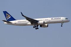 P4-GAS (GH@BHD) Tags: p4gas boeing 757 757200 b757 b752 airastana kzr kc lhr egll londonheathrowairport heathrowairport heathrow airliner aviation aircraft